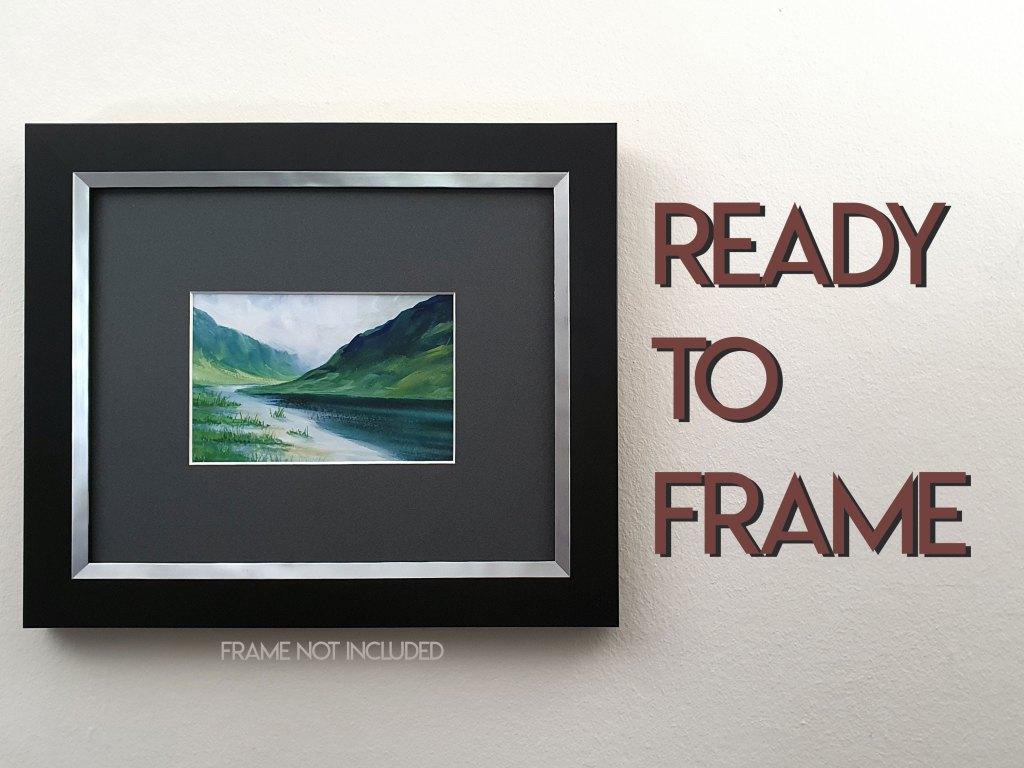 Prints ready to frame