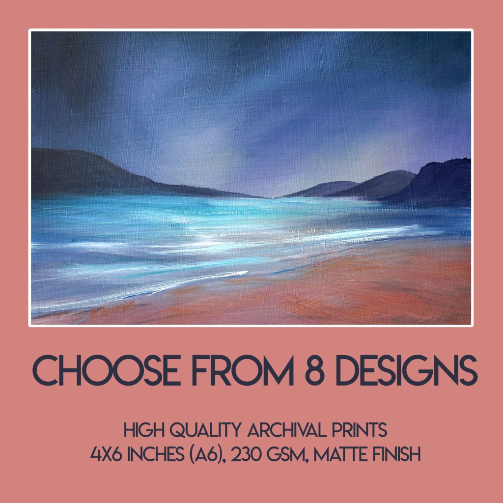 Choose from 8 designs
