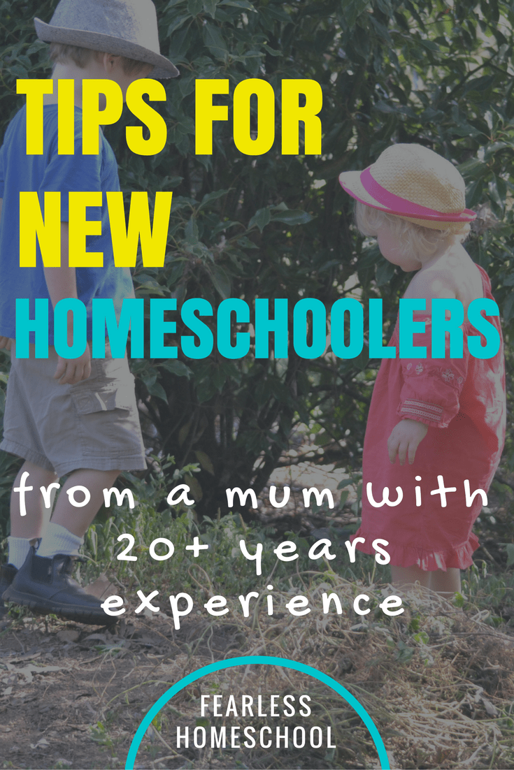 9 tips for new homeschoolers from an experienced homeschooler