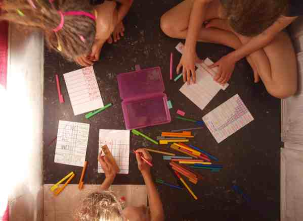 Making Homeschooling Lists