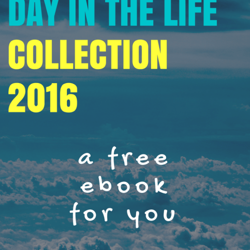 Click here to download your free ebook containing the 2016 collection of Homechool Day in the Life posts from Fearless Homeschool!