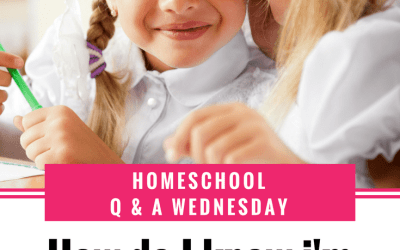 Homeschooling – Are you doing it right?