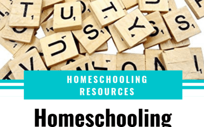 Homeschooling Spelling: Our low-stress, child-led approach (including resources)