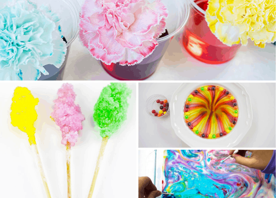 Easy and Fun Science Experiments for Kids