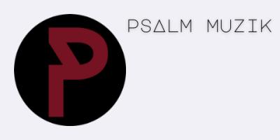 Psalm Muzik card