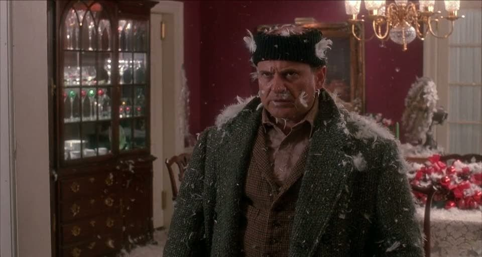 Home Alone Joe Pesci Fearless Men