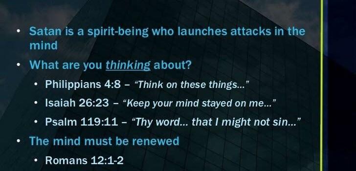 Deliverance – Fear No Evil Ministries