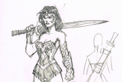 Earth 2 Wonder Woman