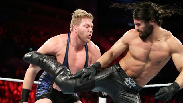 Raw Seth Rollins vs. Jack Swagger 11:10:14