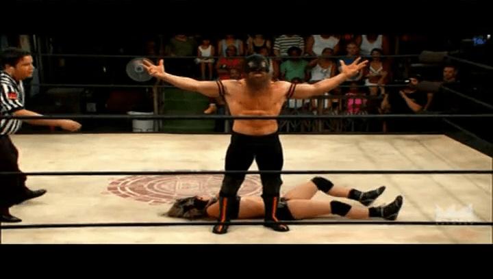 Lucha Underground Matt Cross
