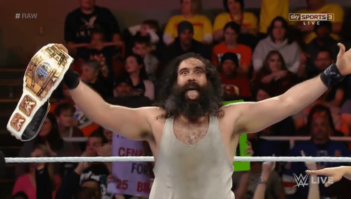 Luke Harper Intercontinental Champion