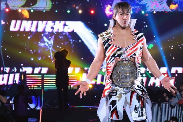 Hiroshi Tanahashi NJPW WK9