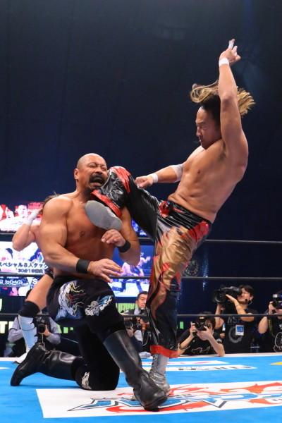Naomichi Marufuji Wrestle Kingdom 9
