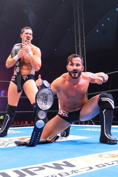 redragon njpw wrestle kingdom 9