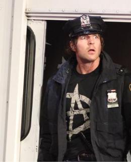 Dean Ambrose is a cop you idiot