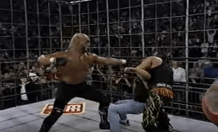 Shoot Fight: Hulk Hogan vs. Roddy Piper (10/26/1997) - Colette Arrand