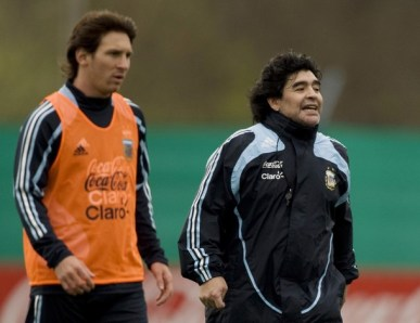 SOCCER-WORLD/ARGENTINA