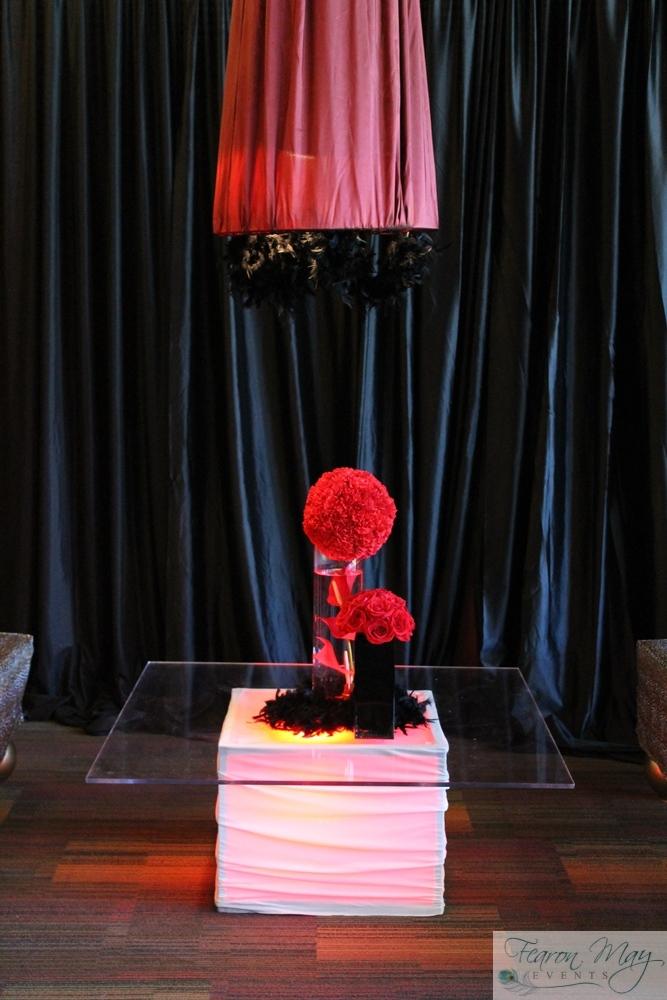 Leopard Burlesque Birthday Bash 187 Fearon May Events