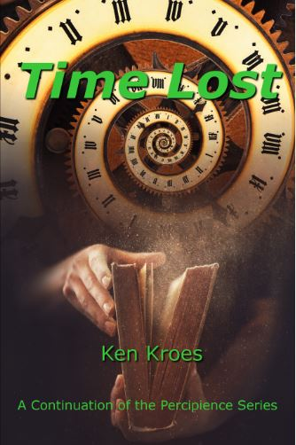 Book Cover: Time Lost