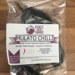 Mulato Chilli Whole
