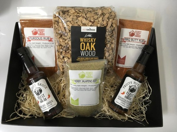 BBQ Lovers Gift Box