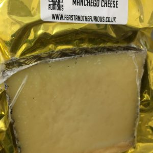 Smoked Manchego Cheese