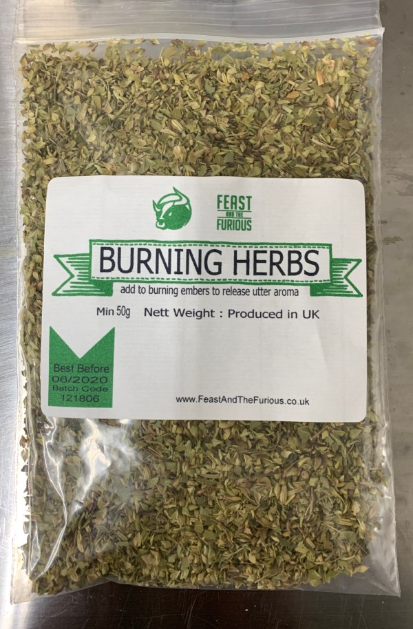 BBQ Smoking herbs 50g