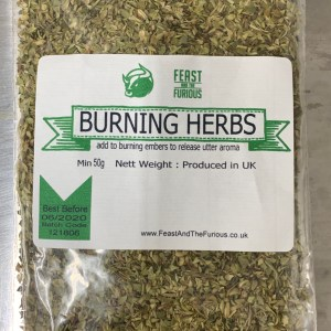 BBQ Smoking herbs 50g