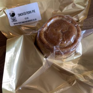 Smoked Pork Pie Small
