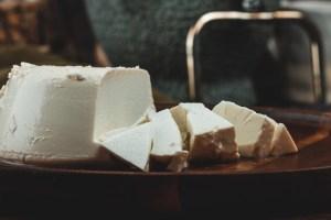 Smoked Ricotta Cheese