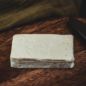 Smoked feta block