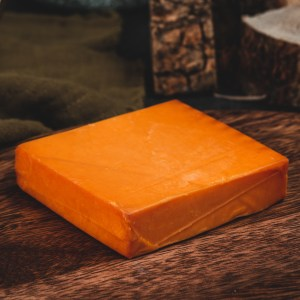 Applewood Smoked Red Leicester