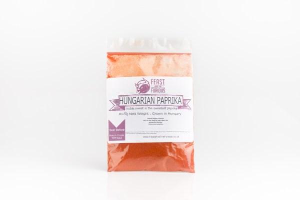 Hungarian Noble Sweet Paprika