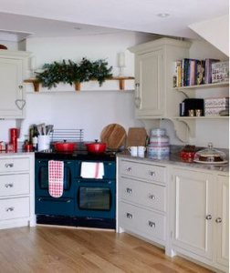 4 Steps to Make Your Lovely Kitchen Become Classic