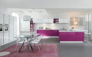 10 Sweet Purple Kitchen Ideas: A Really Very Charming Design
