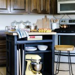 16 Inspirational Kitchen Island Table Ideas For You