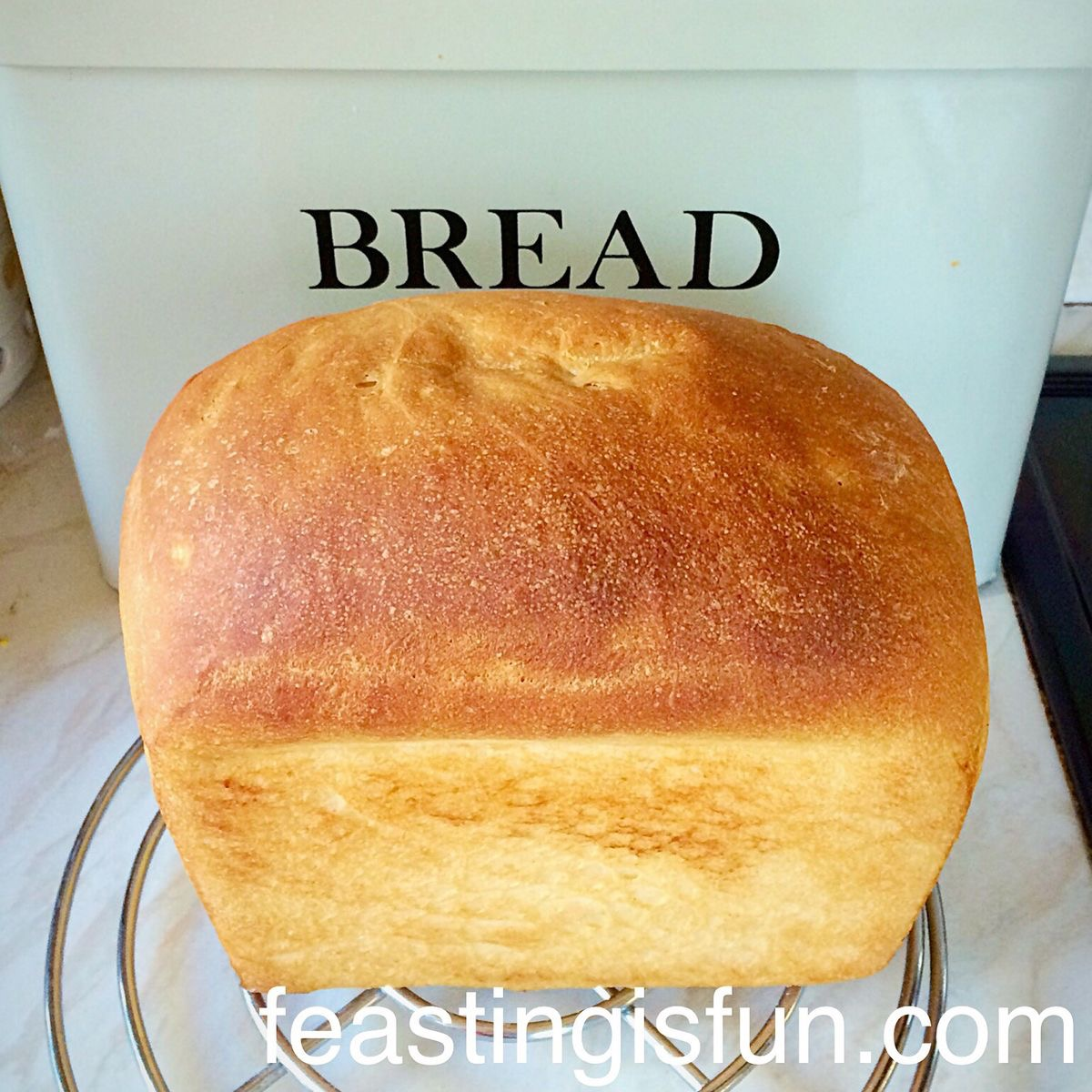 Easy Homemade Cottage Loaf Feasting Is Fun