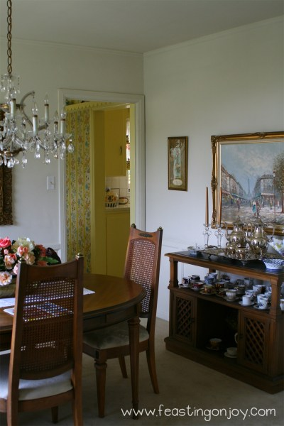 Grandma's Dining Room