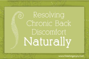 Resolving Ongoing Back Discomfort Naturally