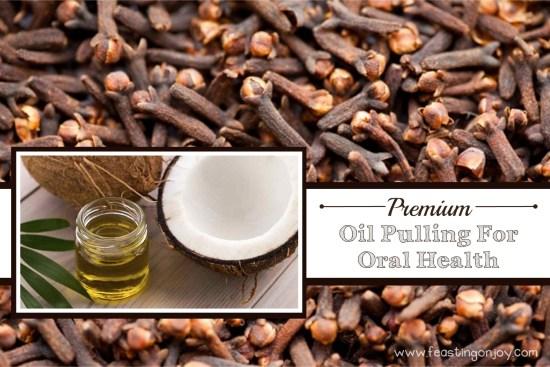 Premium Oil Pulling for Oral Health