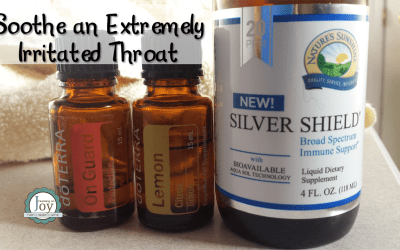Naturally Soothe an Irritated Throat
