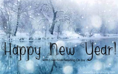 May Your New Year Be Blessed!