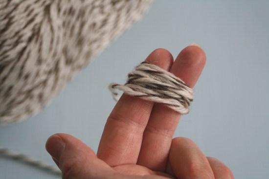 Step-by-Step DIY Dryer Ball Tutorial 5 | Feasting On Joy
