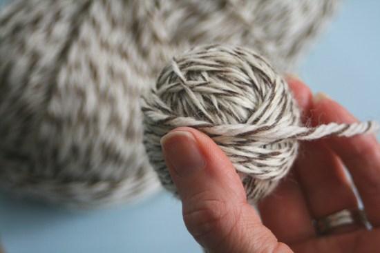 Step-by-Step DIY Dryer Ball Tutorial 11 | Feasting On Joy