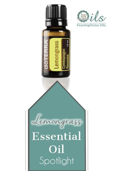 Essential Oil Spotlight: Lemongrass | Feasting On Joy