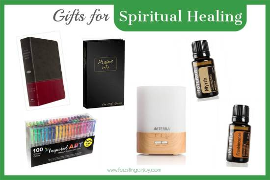 The Colossal Gift Guide for Living the Best Holistic Life {Spiritual Healing} | Feasting On Joy