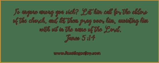 DIY Holy Anointing Oil 6 | Feasting On Joy