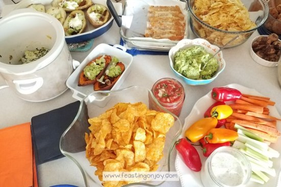 How to Plan a Super Fun & Healthy Annual Board Game Day {A Family Tradition} 5 | Feasting On Joy
