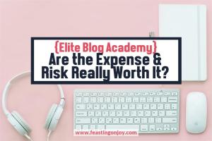 Elite Blog Academy Are the Expense and Risk Really Worth It