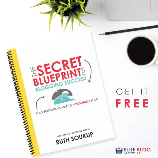 Secret Blueprint For Blogging Success